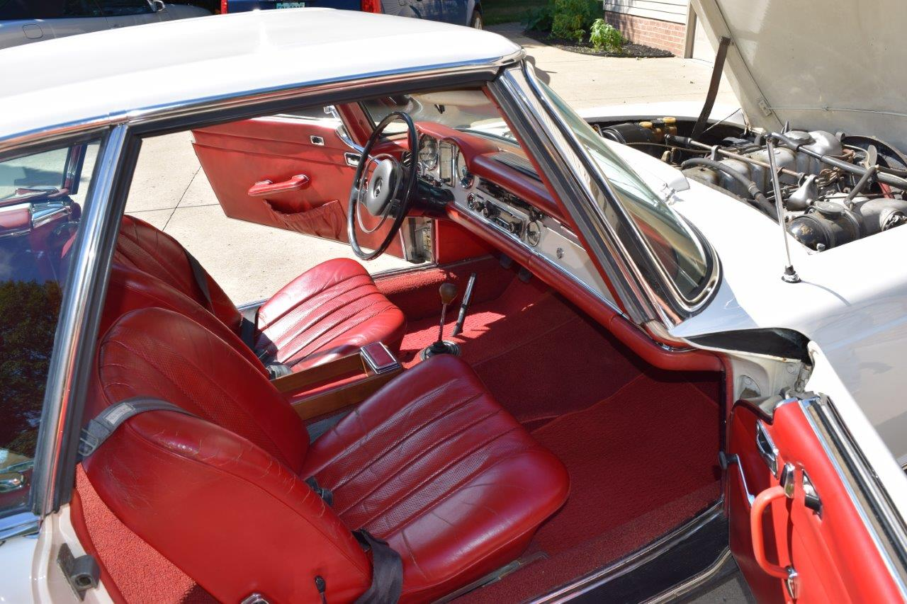 1968 Mercedes 280SL – Call for pricing | Cool Rides of Ohio