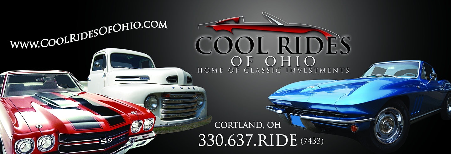 Cool Rides of Ohio Logo